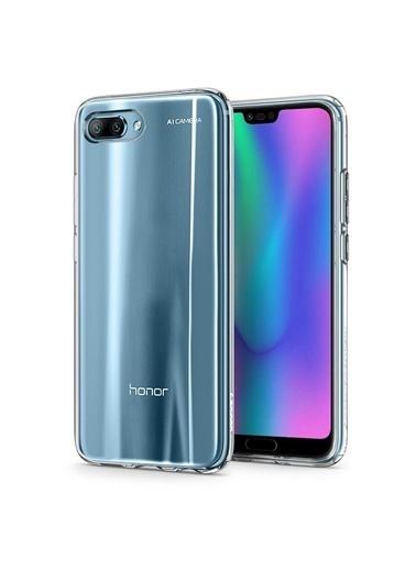 Spigen Huawei Honor 10 Kılıf, Liquid Crystal 4 Tarafı Koruma Renkli